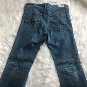 Ag Adriano Goldschmied Jeans - • AG • The Angel Bootcut Jeans 10 Years Liberation